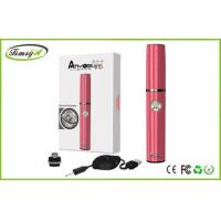 Wholesale Wax Oil Thermo W Vaporizer Kit Atmos Rx E Cig 350mah , Eco Pink Elips Thread E cigarette from china suppliers