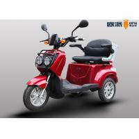 Wholesale Electric Scooters Handicapped Adults , Outdoor 3 Wheel Mobility Scooter from china suppliers