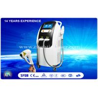 Wholesale 5 Pcs Standard IPL Skin Therapy Rejuvenation 2500w 78 Kgs LCD Screen from china suppliers