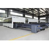 Quality High Precision stainless steel cutter machines with exchange working table , ISO SGS for sale