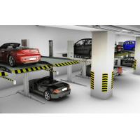 Wholesale Double Car Stackers 2 Car Simple Parking Lift Undergroud Stacker Two Post Parking Lift from china suppliers