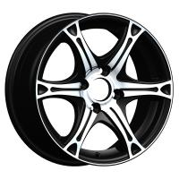 Wholesale 14 Inch  Painted Alloy Wheels from china suppliers