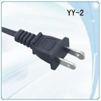 Wholesale CSA approved 2 prong NEMA plug electric lamp cord sets from china suppliers
