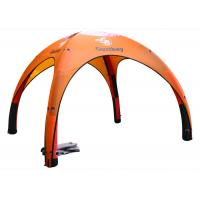 Wholesale Airtight Welded Inflatables Tent Polyester Waterproof Lightweight for Exhibition from china suppliers