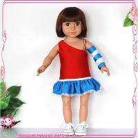"""Wholesale OEM Doll Toy Clothes 18"""" Baby Doll Accessories Wholesale Clothes For Dolls from china suppliers"""