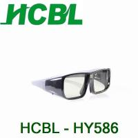 Wholesale Fashion Universal Active Shutter 3d TV Glasses Comaptible IR / BT For Theater from china suppliers