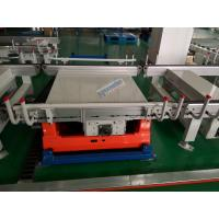 Wholesale Fine Machining Galvanization Mobile Roller Conveyor System 45mm Jacking Height from china suppliers