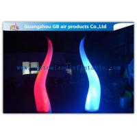 Wholesale Nylon Cloth Outdoor Inflatable Lighting Decoration Blow Up For Activity Stage from china suppliers