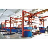 Buy cheap Automatic electroplating production line from wholesalers