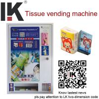 Wholesale LK-A1401 2015 Popular tissue vending machine for sale from china suppliers