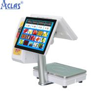 Wholesale Touch Screen POS Scale With Best Price,PC Scale,Electronic Scale,Balance,Electronic Balance from china suppliers
