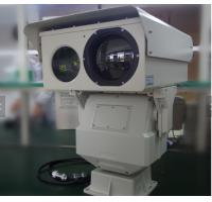 Buy cheap Infrared Night Vision Dual Vision Thermal Imaging Camera Long Range Marine from wholesalers