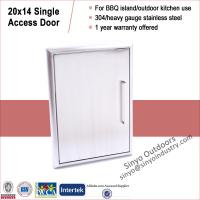 Wholesale BBQ Grill Access Doors from china suppliers