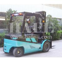 Wholesale China Best Choice red 5t electric forklift 3m lifting height with Zapi or curtis AC/DCcontroller with good quality from china suppliers