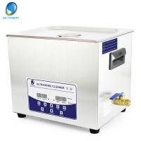 Wholesale JP -040T 10L Degass Digital Ultrasonic Cleaner / Ultrasonic Jewellery Cleaners Commercial from china suppliers