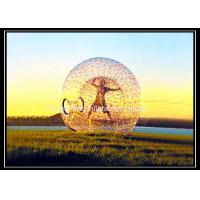 Wholesale Huge Rolling Bubble Ball Inflatable Hamster Ball In Sunshine from china suppliers