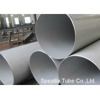 "Wholesale ASME SA312 NPS 1/2""-24"" Welded Stainless Steel Tube TIG Pipe Grade TP321 304 316L from china suppliers"
