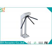 Wholesale Waist Height Automatic Tripod Turnstile Gate Security Card Or Biometric from china suppliers