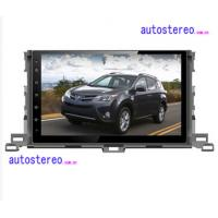 Wholesale Wifi GPS Touch Screen Sat Nav BT Media Android Player 10 Inch from china suppliers