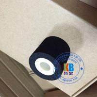 Wholesale Factory expiry date batch number printing hot ink roller  35mm*15mm black color ink printing from china suppliers