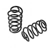Wholesale 0.2-100mm Wire Dia Suspension Coil Spring / automobile coil springs For Suspension from china suppliers