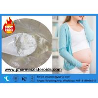 Wholesale White Powder Female Sex Hormones Progestin Hormone Norethindrone CAS 68-22-4 from china suppliers
