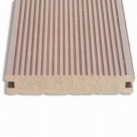 Wholesale Outdoor WPC Decking/Flooring/Decking Tile, Measures 22 x 140mm, Easy to Install, Eco-friendly from china suppliers