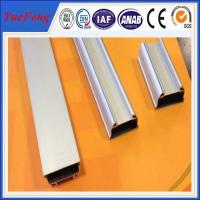 Wholesale Jiangyin Factory oversea wholesales round anodized aluminum led channel from china suppliers