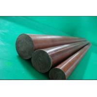 Quality bakelite cotton rod , insulation cotton rod , cotton laminate rod for sale