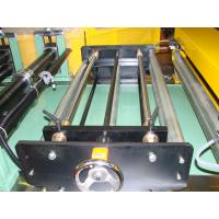 Quality 5.5KW/1.2 Inch Single Chain Drive and Metal Trapezoid Wall Panel Roll Forming Machine for sale