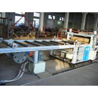 Wholesale Electric PVC Transparent Plastic Sheet Machine With 3000mm Width from china suppliers