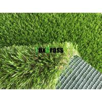 Wholesale Children playground use fake grass Soft / Comfortable Feeling Landscaping Artificial Grass 12800 from china suppliers