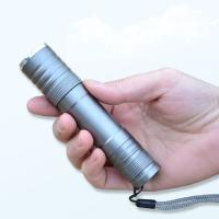 Wholesale Slim Light Flexible 18650 Rechargeable Riding CREE Q5 3 Gears Zoomable LED Flaslight/Torch from china suppliers