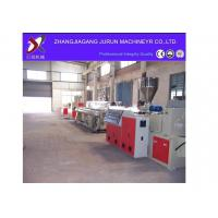 Wholesale UPVC/CPVC/MPVC pipe extrusion line, plastic pipe extrusion line, pvc pipe production plant from china suppliers