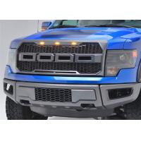 Wholesale Ford 2009 - 2014 Raptor F150 Modified Front Grille and Steel Front Bumper from china suppliers