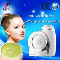 Wholesale Automatically 6 in 1 Multifunction Natural Vegetable Collagen DIY Fruit Mask Machine from china suppliers