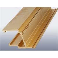 Wholesale China Custom Brass Extrusion Profile Manufacturing for Window and Door Manufacturer and Supplier from china suppliers