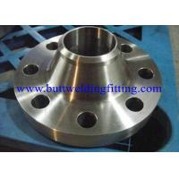 Wholesale Steel Flanges, Weld Neck Flanges / ASTM A 182 , GR F1, F11, F22, F5, F9, F9 from china suppliers