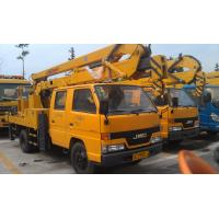 Wholesale Three telescopic arms can expand Boom Lift Truck Lifting Capacity 5000 XZJ5110JGK from china suppliers