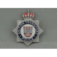 Wholesale British Transport Police Souvenir Badges Brass Stamped With Imitation Hard Enamel from china suppliers