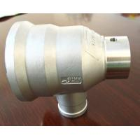 Buy cheap Custom Made Lost Wax Investment Steel Casting Fluid Valve with Annealing Heat Treatment from wholesalers