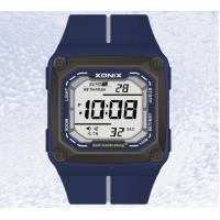 Wholesale Gents Waterproof Digital Self Calibrating Watches Via Mobile Phone from china suppliers