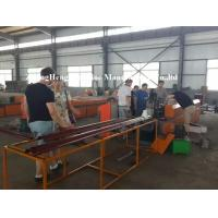 Wholesale Garage Roller Shutter Door Roll Forming Machine 5.5kw Cold Form Fireproofing from china suppliers