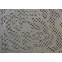 Wholesale Aluminum Hollow Carved Solid Indoor / Exterior Decorative Panels Mortar - Resistant from china suppliers