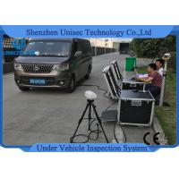 Wholesale Anti Terrorism UVSS Surveillance Security System Dynamic Imaging Mobile Type from china suppliers
