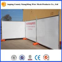 Buy cheap Temporary Hoarding Fence Hoarding Panels from wholesalers