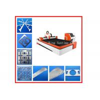 Wholesale 30m / Min Speed Industrial Fiber Laser Cutting Machine For Stainless Steel from china suppliers