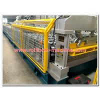 Wholesale Trapezoidal Profile Widespan Steel Roof Sheeting Making Machine, Metal Rollforming Production Line from china suppliers