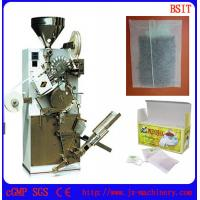 Wholesale High Speed single chamber  tea  packing machine Model DXDC8I with thread and tag and capacity 120 bags/min from china suppliers