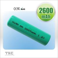 Wholesale Rechargeable Ni MH Batteries Ready To Use 2700mAh 1.2V For Electrical Remote from china suppliers